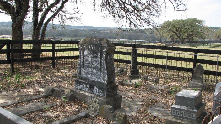 Indian Creek Farm Cemetery