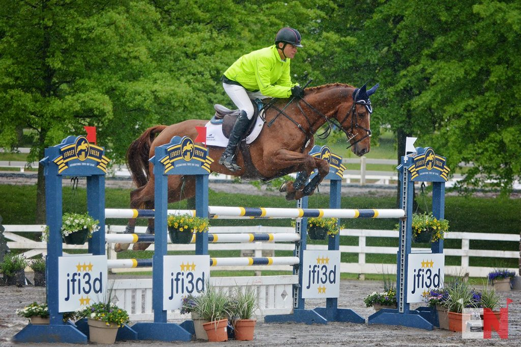 Boyd Martin & KYRA  Photo by Jenni Autry